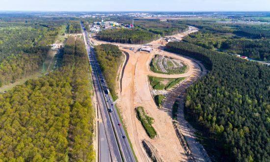 autostrady - inwestycje